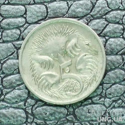 Австралия 5 центов 1992