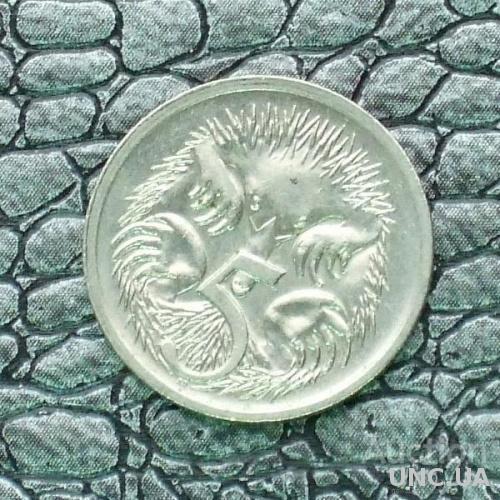 Австралия 5 центов 1994