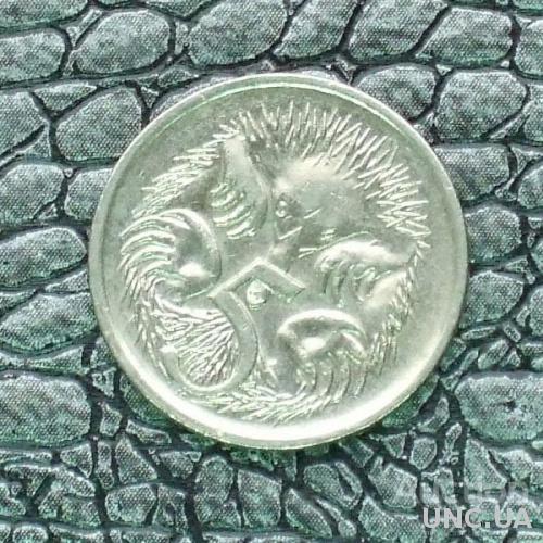 Австралия 5 центов 1995