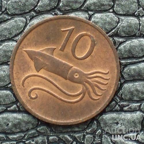 Исландия 10 эйре 1981