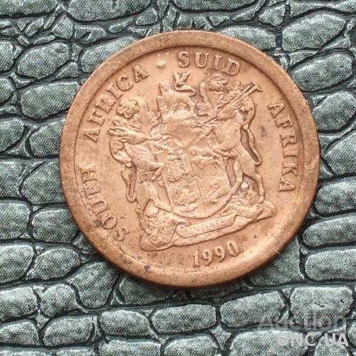 ЮАР 5 центов 1990