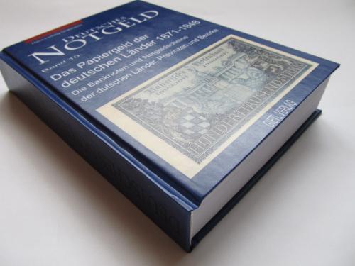 Німецькі нотгельди. Банкноти нім. земель 1871-1948/Г.Л.Грабовскі/2006