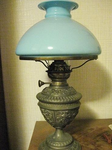 Гасова лампа Ehrich & Graetz Matador 20'':