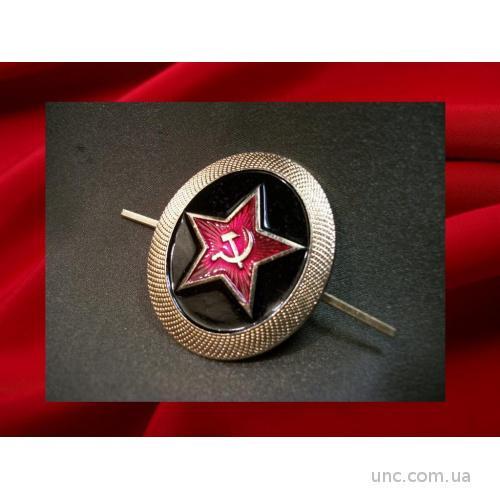 1004 Кокарда морская пехота, флот, ВМФ, легкий металл.