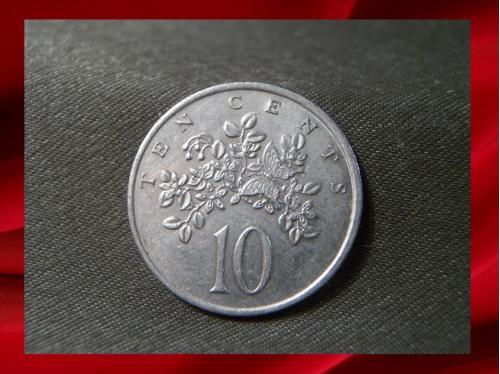 1284 10 центов 1972 год, Ямайка