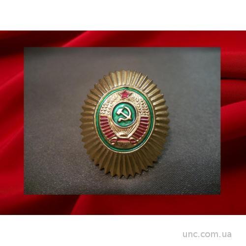 48 Кокарда судебные исполнители СССР, легкий металл.
