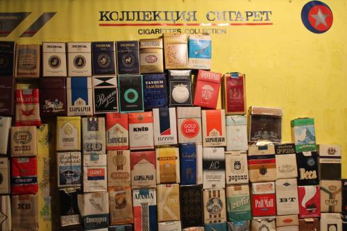 Колекция табачних изделий