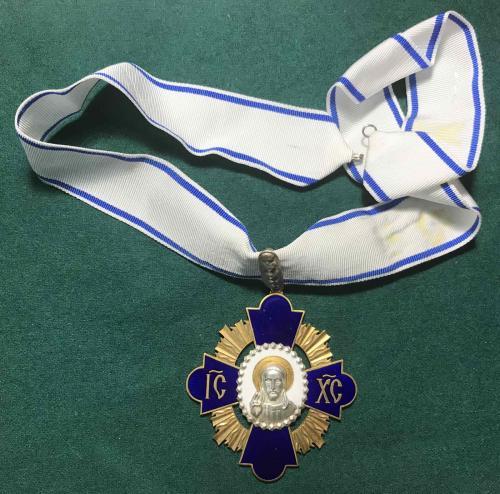 Орден Христа Спасителя УПЦ Київського Патріархату