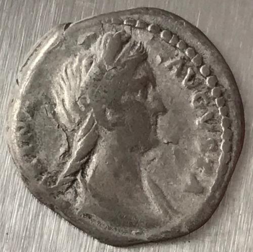 Рим Империя Вибия Сабина Августа Адриана 2,67 грамма Vibia Sabina между 83 - 86, 136 - 137 денарий