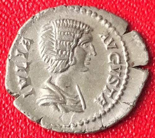 Рим Империя Юлия Домна 193 - 217 г 2,99 гр денарий