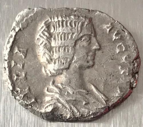 Рим Империя Юлия Домна 193 - 217 г 3,02 гр денарий