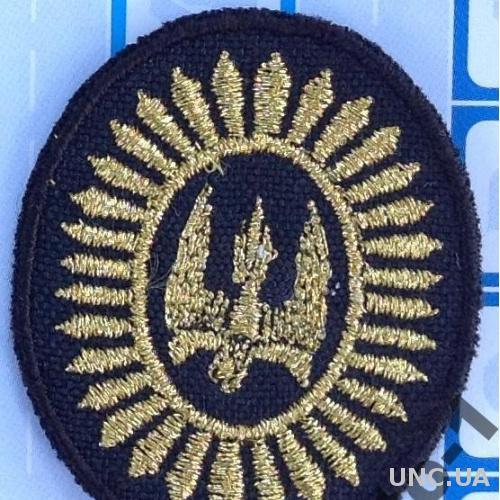 ШЕВРОН Добровольческий батальон Донбас кокарда АТО
