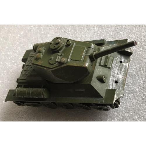 Танк Т 34  СССР 1:43 цена 3 р 60 к