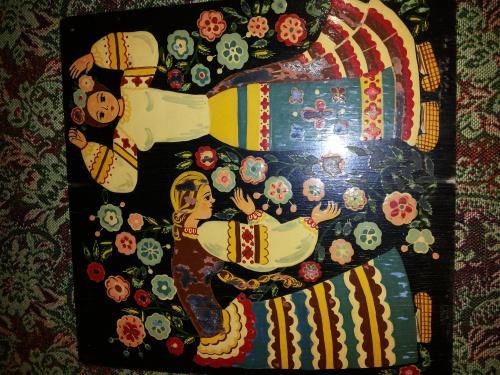 Картина на хмелю