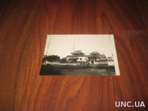 Фото Китайский монастырь 45г