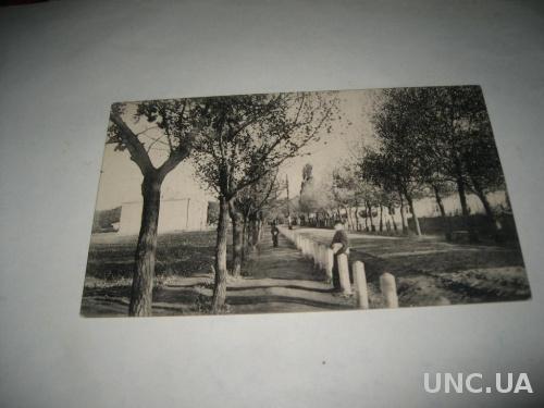 старинная открытка Знамянка