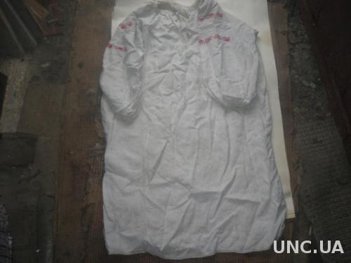Старинная Полотняная женская сорочка