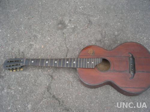 Гитара царизм