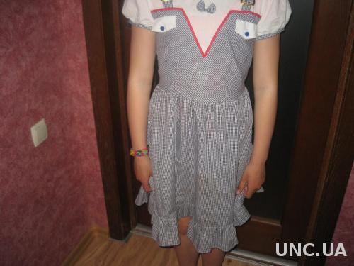Старинное платье на девочку