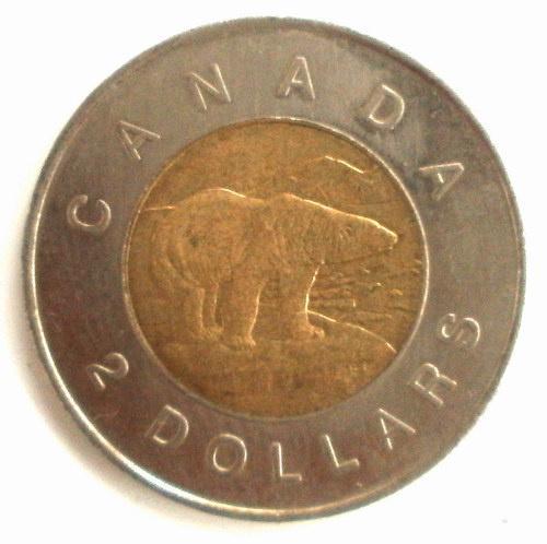 два долари