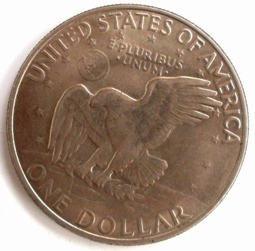 місячний долар