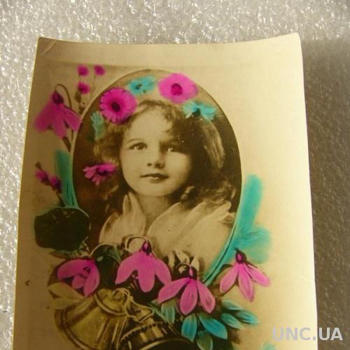 Редкая открытка - дорогой сестре, 1954г. СССР