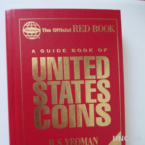 Каталог МОНЕТЫ США. United States Coins.USA NEW YORK выпуск 2001 г. WHITMAN. цена 19,95 $.