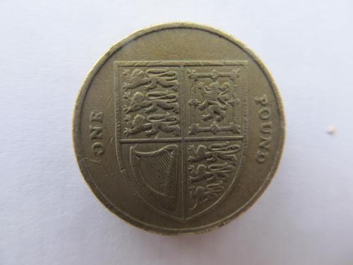 1 фунт 2008 г.