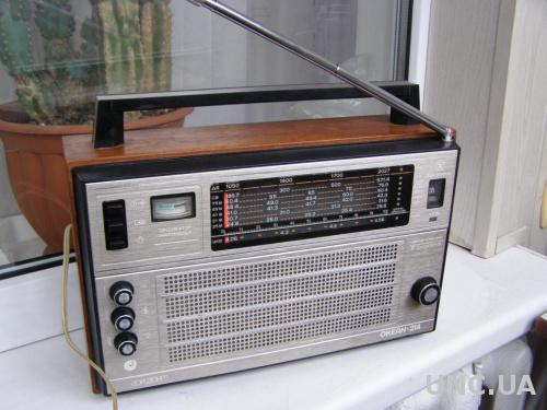Радиоприемник Океан-214 СССР