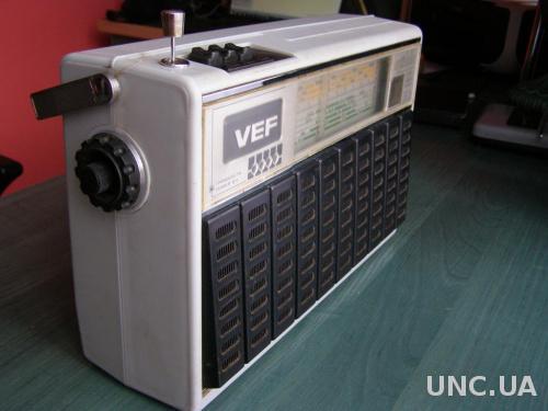 Радиоприемник VEF Spidolo 232  Серый CCCР