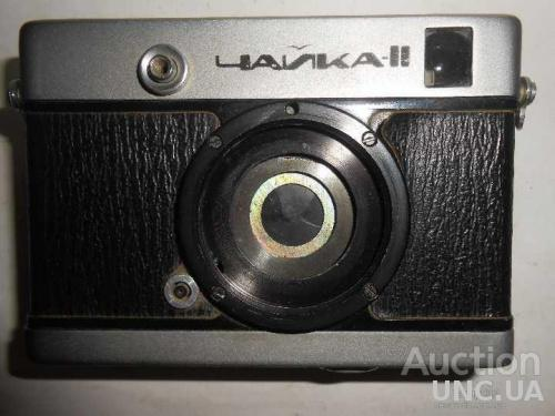Фотоаппарат Чайка-2 тушка