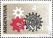 Аргентина 1963 профсоюзы ** о