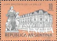 Аргентина 1966 колледж религия люди архитектура ** о