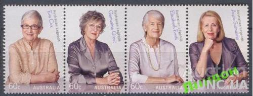 Австралия 2011 Легенды Австралии женщины проза поэзия медицина **