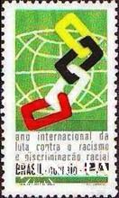 Бразилия 1971 борьба против расизма ** о