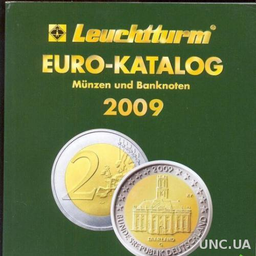 Leuchtturm Каталог ЕВРО монет бонов