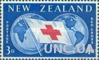 Новая Зеландия 1959 Здоровье медицина Красный Крест флаг ** м