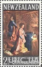 Новая Зеландия 1969 Рождество живопись религия ** м