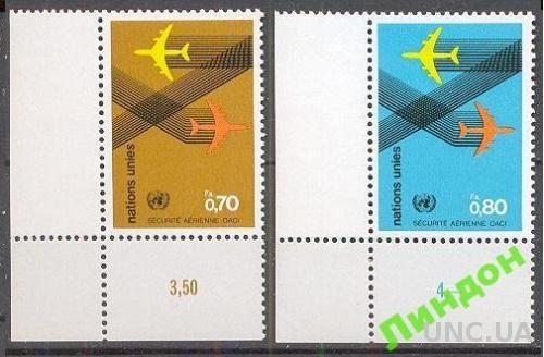 ООН 1978 авиация самолеты ** о