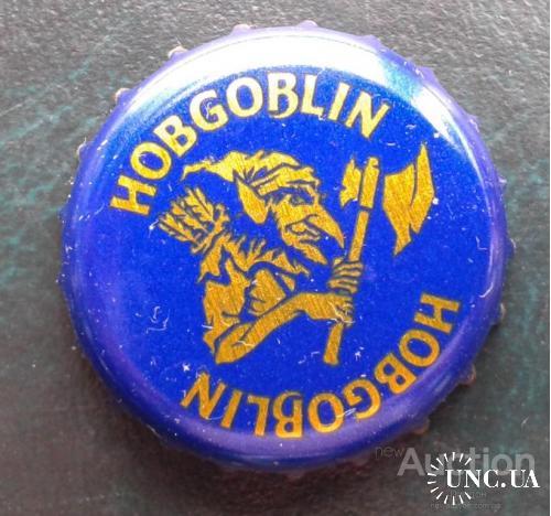 Пробка крышка пивная Hobgoblin Великобритания