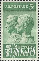 США 1964 братья Майо врачи люди медицина ** м