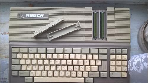 радянськмй ігровий компютер ПОИСК  практично невикористовувся  під заводськими пломбами
