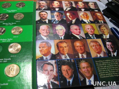 США 1 доллар 2007 Р  Медисон