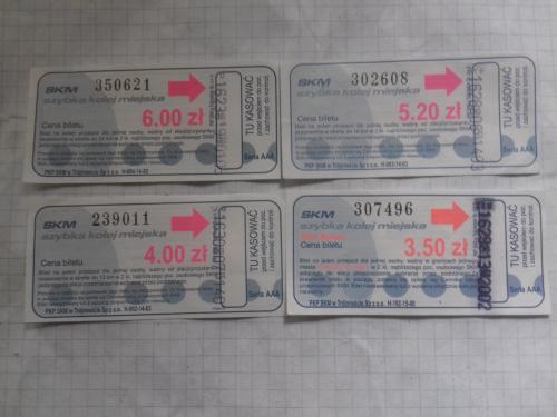 Билеты на СКМ Гданьск Польша