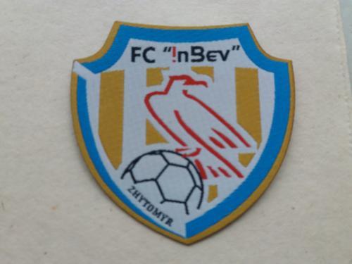 Шеврон нашивка на рукав FC nBev
