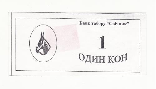 Украина детский лагерь Свечник 1 кон