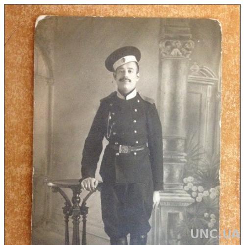 Старинная фотография Военного Первая мировая война