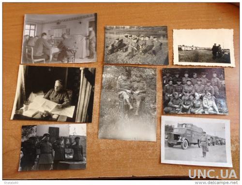 Lot 8 FOTO. Советские военные. Армия СССР.