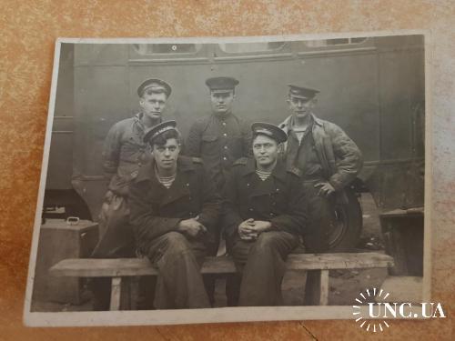Моряки. Балтийский Флот. 1944.