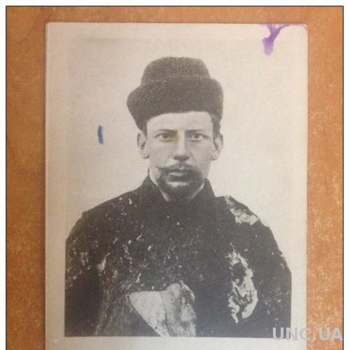 Фото старинное Иван Платонович Калявин Революция 1905. Революционная